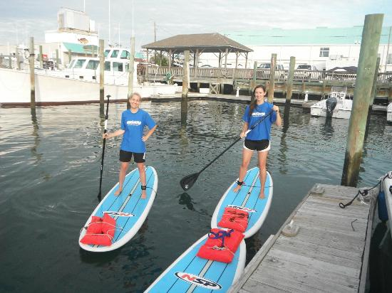 cape-fear-paddleboarding Wrightsville Beach Activities