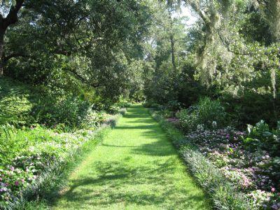 Bridal Walkway Airlie Gardens