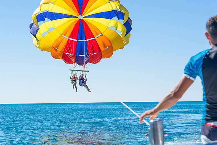 Wrightsville Beach Parasail Co Nc