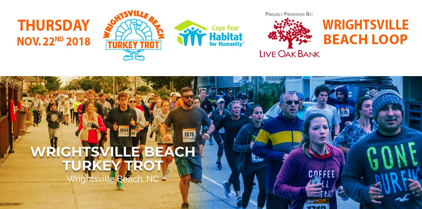 Wrightsville Beach Turkey Trot
